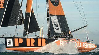 Drama vorm Kap der guten Hoffnung: Vendée-Globe-Skipper von Konkurrent gerettet