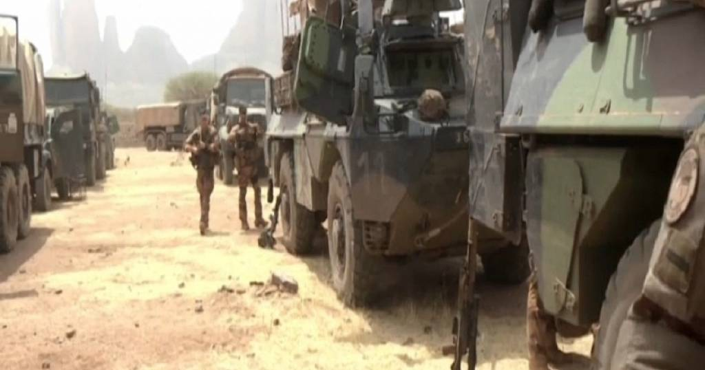 Mali: Three French Army Bases Targeted by Jihadists Attacks