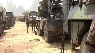 Mali : Trois bases françaises visées par des attaques