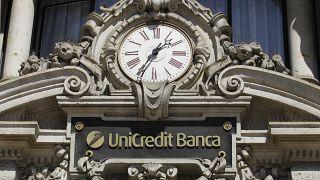 Ιταλία: Απώλειες για τη μετοχή της Unicredit