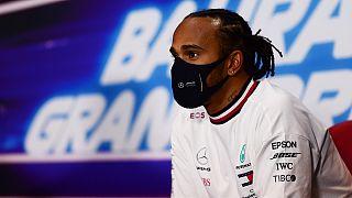 Lewis Hamilton vai falhar o próximo grande prémio no Bahrain