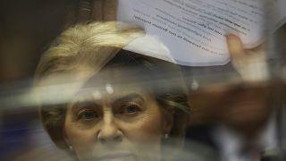 European Commission President Ursula von der Leyen 2020