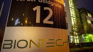 BionTech logosu (arşiv)