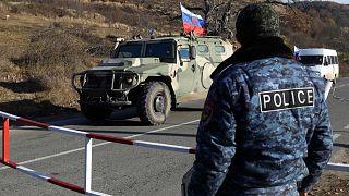 صلحبانان روس در قرهباغ