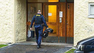 Ermittler in Stockholm