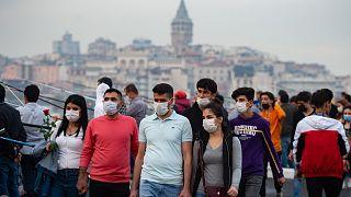 Türkiye'de Covid-19: Son 24 saatte 190 can kaybı, 30 bin 110 yeni vaka