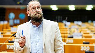 El eurodiputado de Fidesz József Szájer