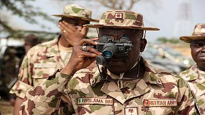Nigerian army general convicted, demoted for viral video