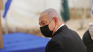 İsrail'de Başbakan Binyamin Netanyahu