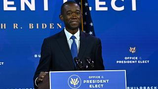 Nigerian-born American Adewale Adeyemo in Biden's economic team