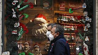 Italianos preparam um Natal sem turistas