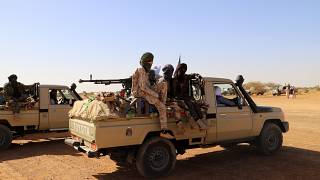 Fifty-eight killed in 'barbarous' Niger attacks near Mali border