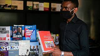Passionate Bookseller Flies Literary Works from Abroad to the DRC