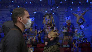 Brüssel befürchtet mehr Covid-Infektionen über Weihnachten