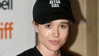 الممثلة إيلين بايدج بعد تحولها إلى إيليوت بايدج