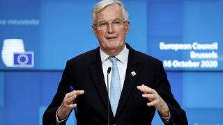 كبير المفاوضين الأوروبيين مع بريطانيا ميشال بارنييه