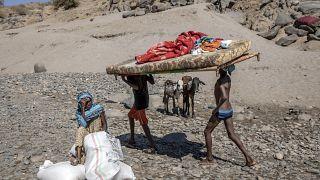 Etiópia autoriza acesso humanitário ao Tigray