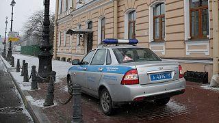 پلیس روسیه (عکس تزئینی است)