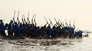 C.A.R's canoe race contest