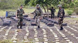 Kolombiya'da kokainin yasallaşması tartışılıyor