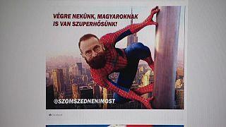 Lo scandalo ungherese su Internet