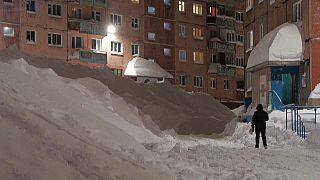 Le strade di Norilsk, Russia