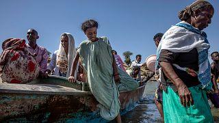 Çatışmalardan Sudan'a kaçan Etiyopyalılar