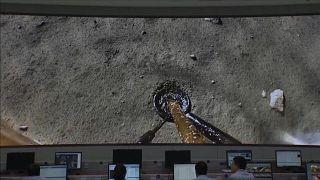 الصين تسعى لجلب عينات قمرية