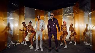 Diamond Platinumz ft Koffi Olomide video song breaks Youtube record in Africa