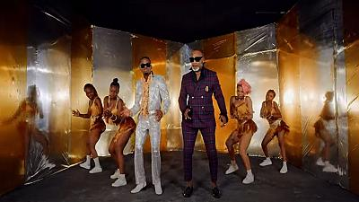 Diamond Platinumz ft Koffi Olomide video song breaks Youtube record in Africa
