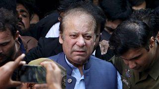 Pakistan eski Başbakanı Navaz Şerif