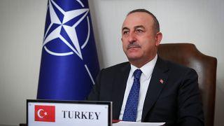 Ο Τούρκος Υπουργός εξωτερικών