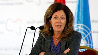 Birleşmiş Milletler Libya Destek Misyonu Temsilcisi Stephanie Williams