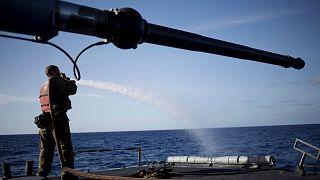 یکی از قایقهای موشکانداز اسرائیل (عکس از آرشیو)