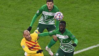 Labdarúgó BL: Ferencváros-FC Barcelona