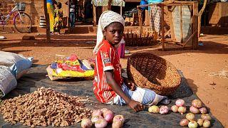 کودکی اهل بورکینافاسو