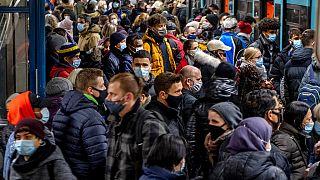 أكثر من 2700 وفاة بفيروس كورونا في الولايات المتحدة خلال 24 ساعة