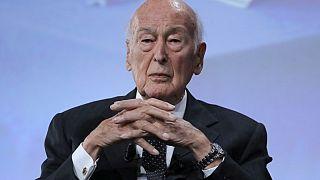Valéry Giscard d'Estaing è morto