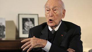 Morreu Valéry Giscard d'Estaing