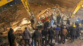 Egypte : plusieurs morts dans l'effondrement d'un immeuble