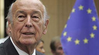 La Francia rende omaggio a Valéry Giscard d'Estaing