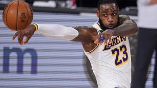LeBron James Extends Los Angeles Lakers Contract for $85 million