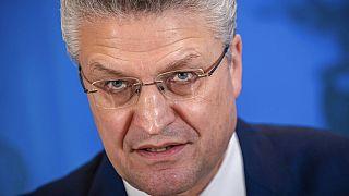 Lothar Wieler, Präsident des Robert-Koch-Instituts (RKI)