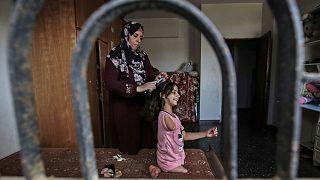 شرایط دشوار زندگی معلولان در نوار غزه