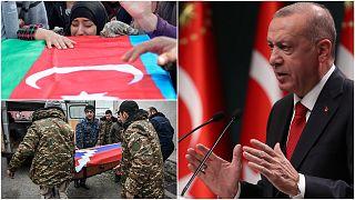 النزاع المسلح بيم اذربيجان وأرمينيا