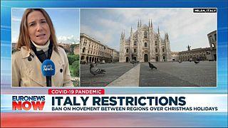 Euronews correspondent Giorgia Orlandi