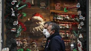 Italians will not be allowed to leave their towns this Christmas