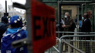 میشل بارنیه، مذاکرهکننده اتحادیه اروپا برای توافق تجاری پسابرکسیت