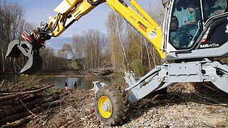 Imagens de satélite ajudam França a reduzir impacto das inundações