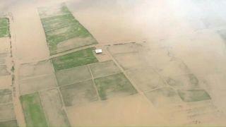 تايلاند - فيضانات